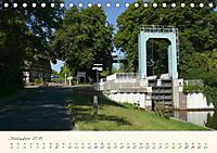 Bremer Blockland - Landleben in der Grossstadt (Tischkalender 2019 DIN A5 quer) - Produktdetailbild 12