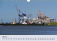 Bremerhaven. Die Seestadt an der Nordseeküste (Wandkalender 2019 DIN A4 quer) - Produktdetailbild 7