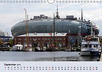 Bremerhaven. Die Seestadt an der Nordseeküste (Wandkalender 2019 DIN A4 quer) - Produktdetailbild 9