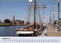 Bremerhaven. Die Seestadt an der Nordseeküste (Wandkalender 2019 DIN A4 quer) - Produktdetailbild 10