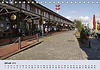 Bremerhaven. Die Seestadt an der Nordseeküste (Tischkalender 2019 DIN A5 quer) - Produktdetailbild 1