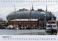 Bremerhaven. Die Seestadt an der Nordseeküste (Tischkalender 2019 DIN A5 quer) - Produktdetailbild 9