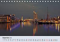 Bremerhaven. Die Seestadt an der Nordseeküste (Tischkalender 2019 DIN A5 quer) - Produktdetailbild 12