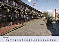Bremerhaven. Die Seestadt an der Nordseeküste (Wandkalender 2019 DIN A4 quer) - Produktdetailbild 1