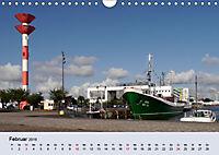 Bremerhaven. Die Seestadt an der Nordseeküste (Wandkalender 2019 DIN A4 quer) - Produktdetailbild 2