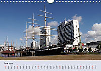 Bremerhaven. Die Seestadt an der Nordseeküste (Wandkalender 2019 DIN A4 quer) - Produktdetailbild 5