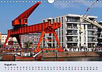 Bremerhaven. Die Seestadt an der Nordseeküste (Wandkalender 2019 DIN A4 quer) - Produktdetailbild 8