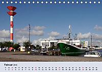 Bremerhaven. Die Seestadt an der Nordseeküste (Tischkalender 2019 DIN A5 quer) - Produktdetailbild 2