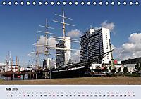 Bremerhaven. Die Seestadt an der Nordseeküste (Tischkalender 2019 DIN A5 quer) - Produktdetailbild 5