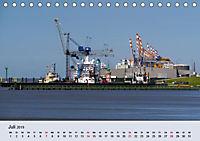 Bremerhaven. Die Seestadt an der Nordseeküste (Tischkalender 2019 DIN A5 quer) - Produktdetailbild 7