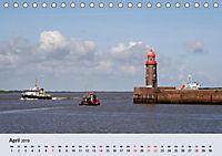 Bremerhaven. Die Seestadt an der Nordseeküste (Tischkalender 2019 DIN A5 quer) - Produktdetailbild 4