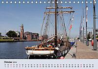 Bremerhaven. Die Seestadt an der Nordseeküste (Tischkalender 2019 DIN A5 quer) - Produktdetailbild 10