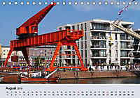 Bremerhaven. Die Seestadt an der Nordseeküste (Tischkalender 2019 DIN A5 quer) - Produktdetailbild 8