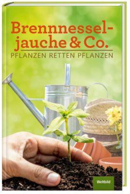 Brennnesseljauche & Co. - Pflanzen retten Pflanzen