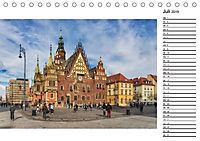 Breslau - Zeit für Entdeckungen (Tischkalender 2019 DIN A5 quer) - Produktdetailbild 7