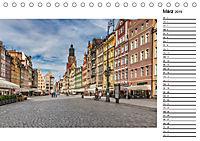 Breslau - Zeit für Entdeckungen (Tischkalender 2019 DIN A5 quer) - Produktdetailbild 3