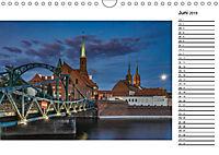 Breslau - Zeit für Entdeckungen (Wandkalender 2019 DIN A4 quer) - Produktdetailbild 6