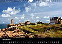 Bretagne - Fotoreise von der Cote de Granit Rose zur Ile de Brehat (Wandkalender 2019 DIN A4 quer) - Produktdetailbild 2