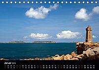Bretagne - Fotoreise von der Cote de Granit Rose zur Ile de Brehat (Tischkalender 2019 DIN A5 quer) - Produktdetailbild 1