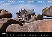 Bretagne - Fotoreise von der Cote de Granit Rose zur Ile de Brehat (Tischkalender 2019 DIN A5 quer) - Produktdetailbild 3