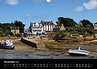 Bretagne - Fotoreise von der Cote de Granit Rose zur Ile de Brehat (Wandkalender 2019 DIN A3 quer) - Produktdetailbild 11