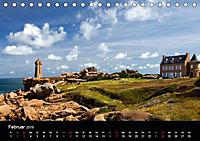 Bretagne - Fotoreise von der Cote de Granit Rose zur Ile de Brehat (Tischkalender 2019 DIN A5 quer) - Produktdetailbild 2