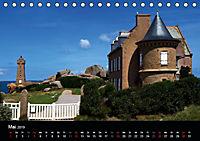 Bretagne - Fotoreise von der Cote de Granit Rose zur Ile de Brehat (Tischkalender 2019 DIN A5 quer) - Produktdetailbild 5