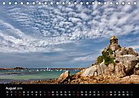 Bretagne - Fotoreise von der Cote de Granit Rose zur Ile de Brehat (Tischkalender 2019 DIN A5 quer) - Produktdetailbild 8