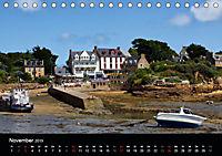 Bretagne - Fotoreise von der Cote de Granit Rose zur Ile de Brehat (Tischkalender 2019 DIN A5 quer) - Produktdetailbild 11