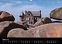 Bretagne - Fotoreise von der Cote de Granit Rose zur Ile de Brehat (Wandkalender 2019 DIN A2 quer) - Produktdetailbild 3