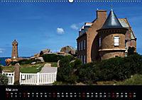 Bretagne - Fotoreise von der Cote de Granit Rose zur Ile de Brehat (Wandkalender 2019 DIN A2 quer) - Produktdetailbild 5