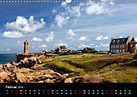 Bretagne - Fotoreise von der Cote de Granit Rose zur Ile de Brehat (Wandkalender 2019 DIN A3 quer) - Produktdetailbild 2