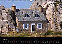 Bretagne - Fotoreise von der Cote de Granit Rose zur Ile de Brehat (Wandkalender 2019 DIN A3 quer) - Produktdetailbild 7