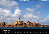 Bretagne - Fotoreise von der Cote de Granit Rose zur Ile de Brehat (Wandkalender 2019 DIN A3 quer) - Produktdetailbild 12