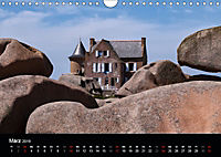 Bretagne - Fotoreise von der Cote de Granit Rose zur Ile de Brehat (Wandkalender 2019 DIN A4 quer) - Produktdetailbild 3