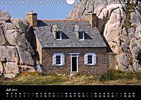 Bretagne - Fotoreise von der Cote de Granit Rose zur Ile de Brehat (Wandkalender 2019 DIN A4 quer) - Produktdetailbild 7