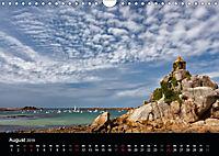 Bretagne - Fotoreise von der Cote de Granit Rose zur Ile de Brehat (Wandkalender 2019 DIN A4 quer) - Produktdetailbild 8