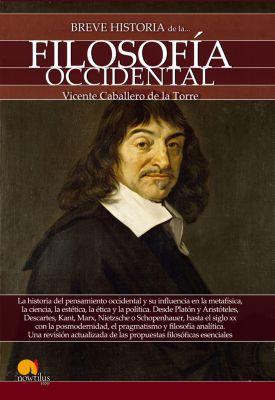 Breve historia de la filosofía occidental, Vicente Caballero de la Torre