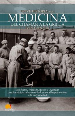 Breve historia de la medicina, Pedro Gargantilla Madera