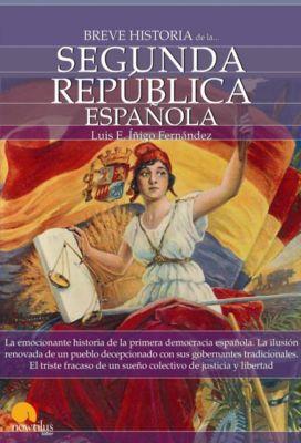 Breve historia de la Segunda República española, Luis Enrique Íñigo Fernández