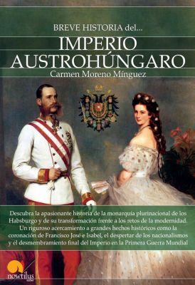 Breve historia del Imperio austrohúngaro, Carmen Moreno Mínguez