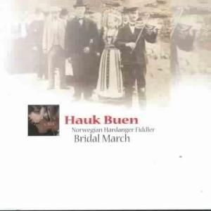 Bridal March-Norwegian Hardang, Hauk Buen