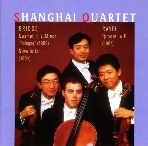 Bridge:Streichquart., Shanghai Quartet