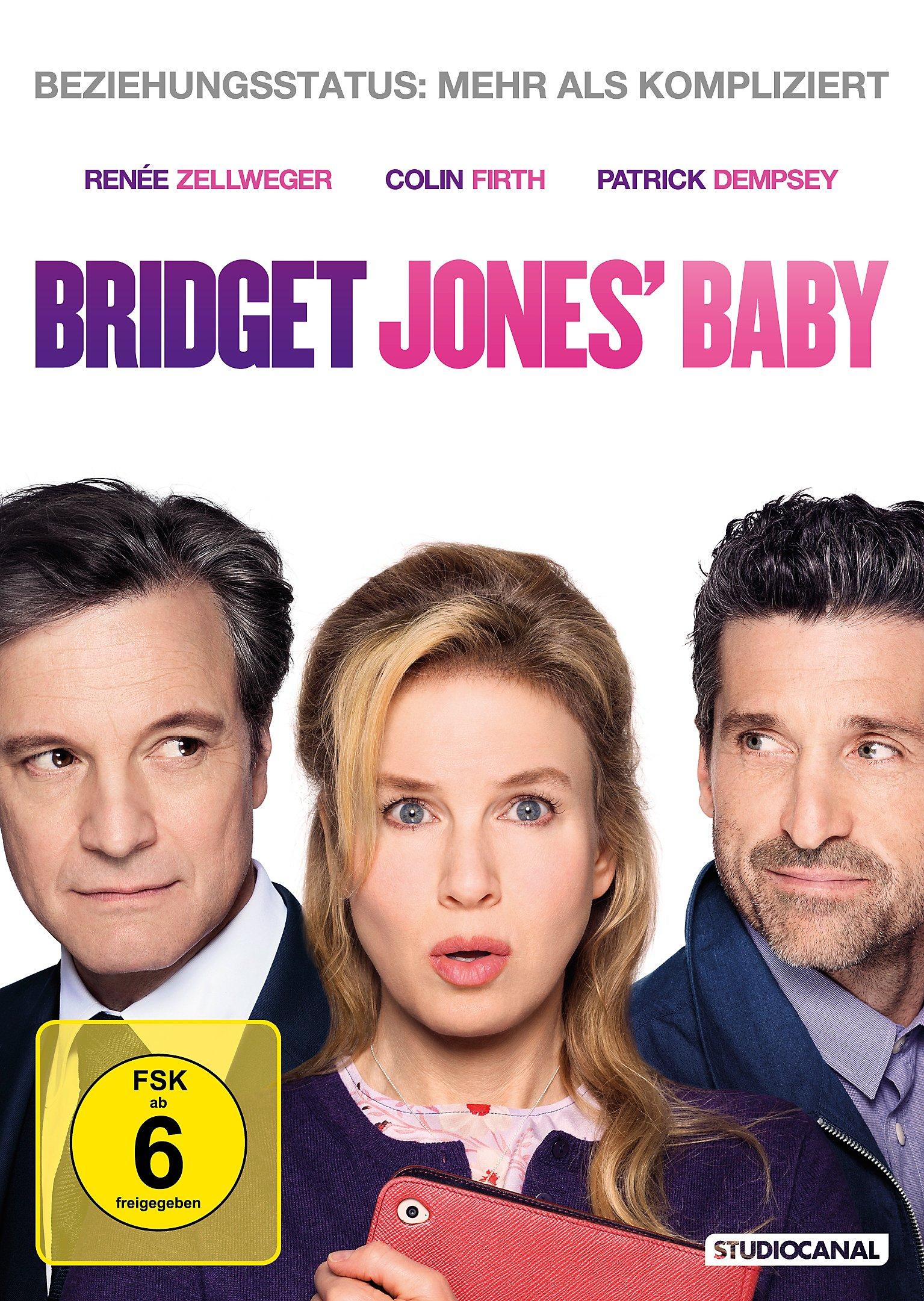Bridget Jones Baby Dvd Jetzt Bei Weltbildat Online Bestellen