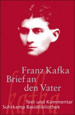 Brief an den Vater, Franz Kafka