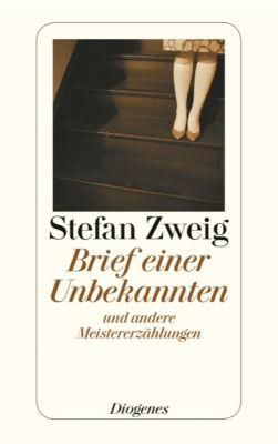 Brief einer Unbekannten - Stefan Zweig |