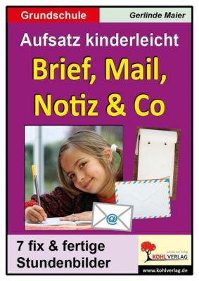 Brief, Mail, Notiz & Co, Gerlinde Maier
