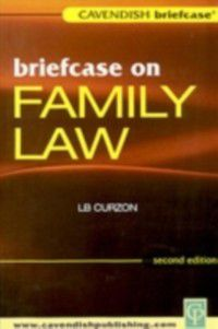 Briefcase on Family Law, Curzon