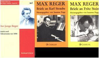 Briefe, 3 Bde., Max Reger