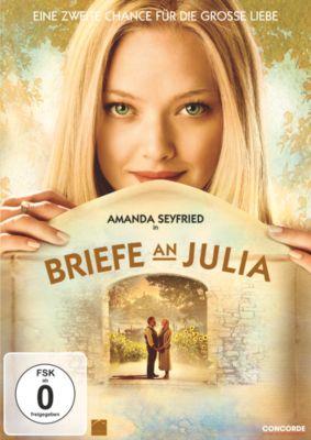 Briefe an Julia, Amanda Seyfried, Vanessa Redgrave